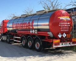Vervoer Transmet nv - Tanker transport