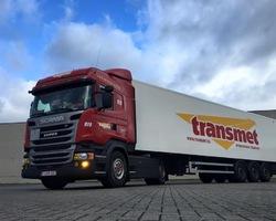 Vervoer Transmet nv - Flotte